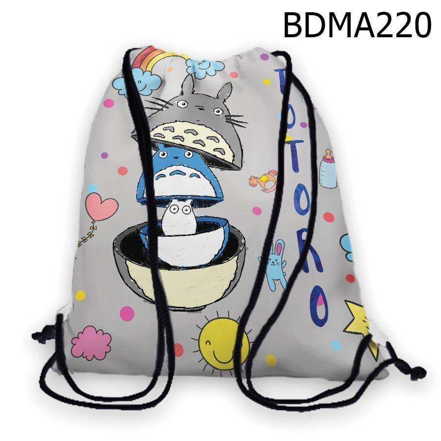 Túi rút Totoro búp bê Nga – BDMA220