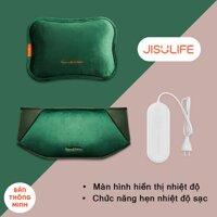 Túi sưởi ấm tay chân cao cấp Jisulife HW01-I