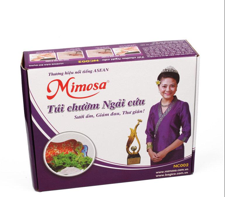 Túi sưởi ngải cứu Mimosa