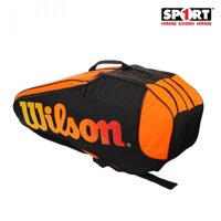 Túi Tennis Wilson BURN TEAM 6PK ORBK WRZ855506