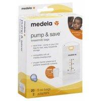Túi trữ sữa an toàn Medela - hộp 50 cái