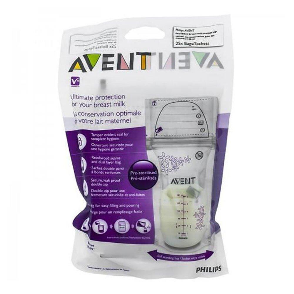 Túi trữ sữa Avent SCF60325