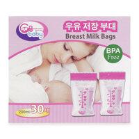 Túi trữ sữa GB Baby Hàn Quốc 200ml