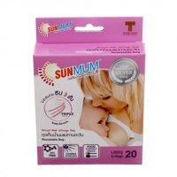 Túi trữ sữa SunMum 20pcs 1412