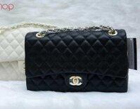 Túi xách Chanel Classic da trơn