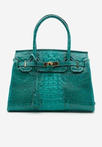 Túi xách da cá sấu Huy Hoàng HH6224