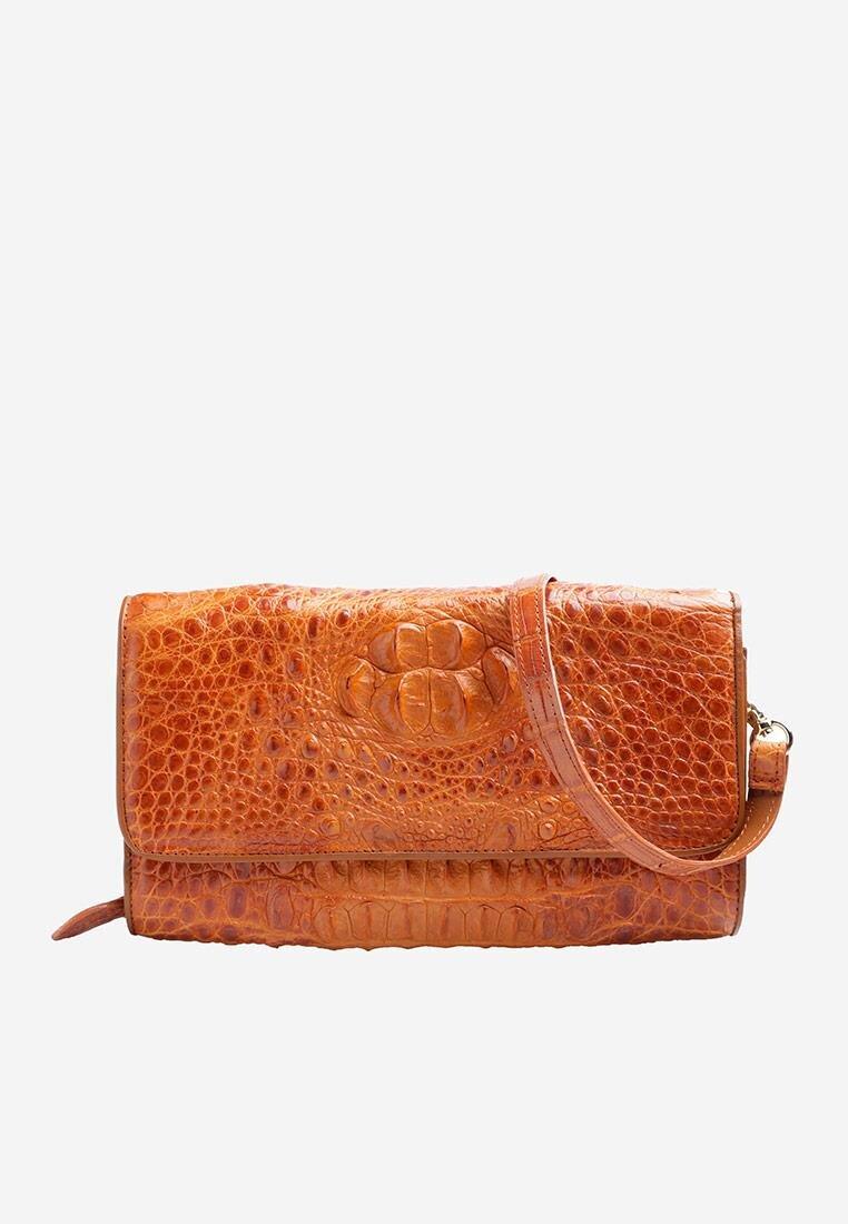 Túi xách da cá sấu Huy Hoàng HH6230