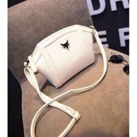 Túi xách đeo chéo mini mặt cáo