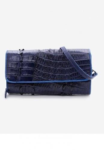 Túi xách nữ da cá sấu Huy Hoàng HH6253
