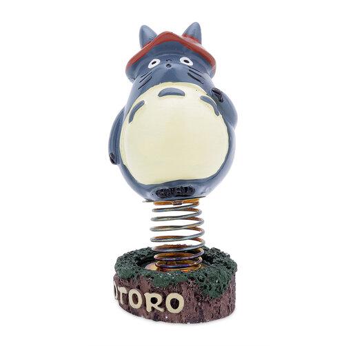 Tượng Totoro lò xo đứng