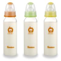 Bình sữa thủy tinh nhẹ Simba S6903 - 240ml