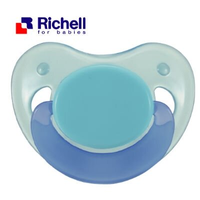 Ty ngậm Richell RC53635 (dành cho trẻ trên 8 tháng tuổi)