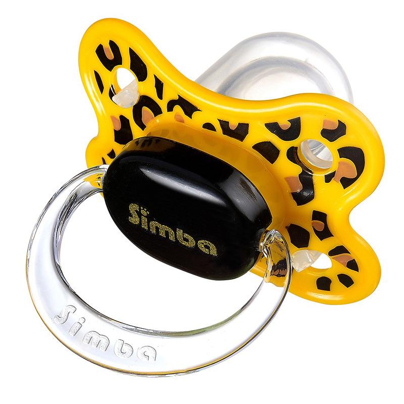 Ty ngậm Simba hình ngón cái beo trên 6 tháng P18021