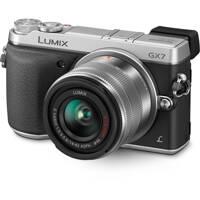Máy ảnh DSLR Panasonic Lumix DMC-GX7 (LUMIX G VARIO 14-42mm F3.5-5.6 ASPH) Lens Kit