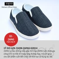 Giày sneaker Zapas classcial GZ014