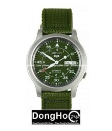Đồng hồ nam dây vải Seiko SNK805K2