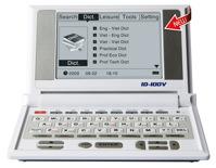 Kim từ điển ID100V (ID-100V) - 4 bộ đại từ điển