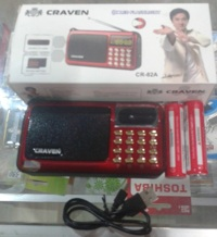 Loa nghe nhạc USB Craven CR-82A