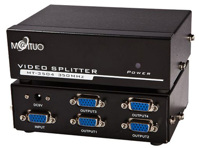 Bộ chia màn hình VGA ViKi 1 ra 4 350mhz mt3504