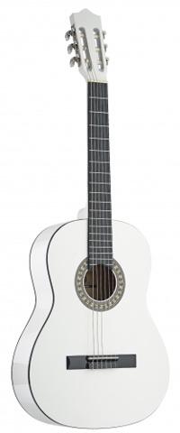 Đàn Guitar Classic Stagg C542 - Màu BK/ WH