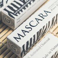 Mascara dầu dừa than hoạt tính 10ml