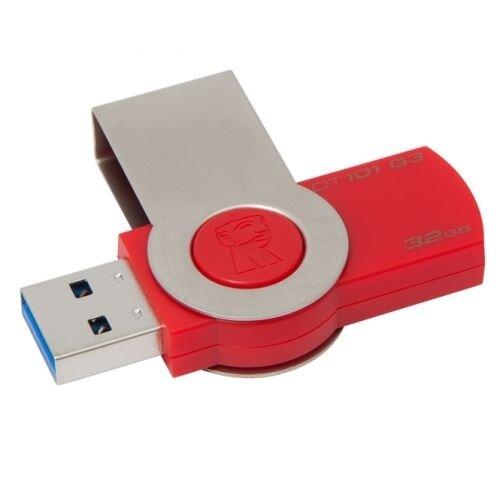 USB 3.0 Kingston DataTraveler101 G3 32GB