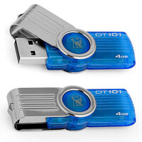 USB Kingston DataTraveler 101G2 4 GB