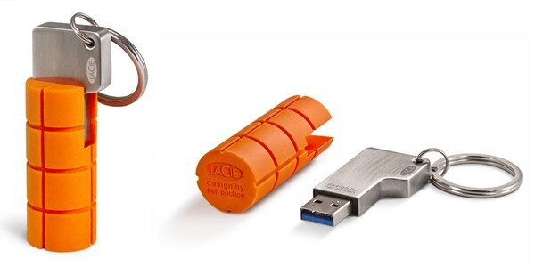 USB LaCie RuggedKey USB 3.0 - 32GB