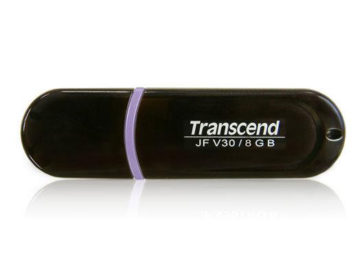 USB Transcend JetFlash 300 (JF300) 8GB - USB 2.0