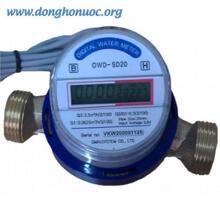 Đồng hồ đo lưu lượng điện tử Omnisystem OWD-SD20