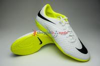 Giầy bóng đá Nike Hypervenom IC màu cam