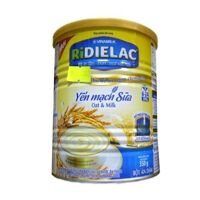 Bột ăn dặm Ridielac yến mạch sữa - 350 g
