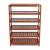 Kệ dép 6 tầng gỗ cao Su IBIE IB673