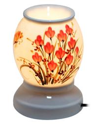 Đèn xông tinh dầu sứ thấu quang Bát Tràng NNGS-357