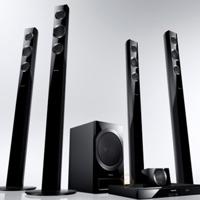 Dàn âm thanh Panasonic SC-XH185GA-K - 5.1 kênh