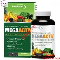 Bổ sung vitamin và khoáng chất từ trái cây MegaActiv