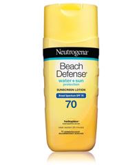 Kem chống nắng Neutrogena Beach Defense Sunscreen Lotion Broad Spectrum SPF 70 198ml