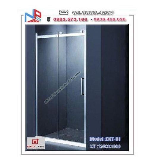 Vách kính tắm KATO ECONOMY EKT-01