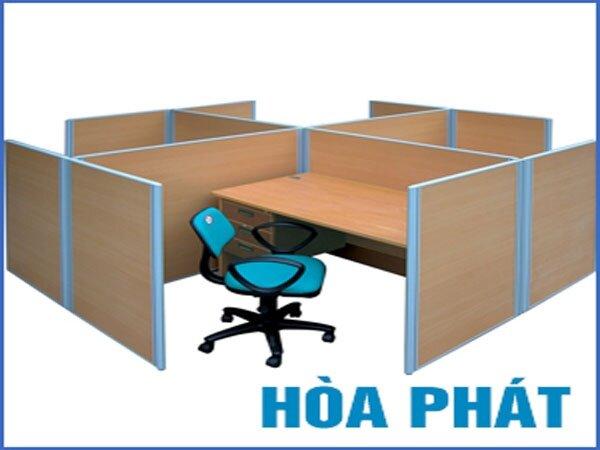 Vách ngăn gỗ Hòa Phát VN HPG
