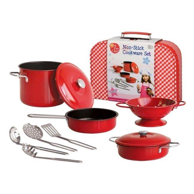 Vali đồ dùng nhà bếp tiện dụng Just for chef CH20323C - 10 món