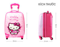 Vali kéo Hello Kitty 18 inch