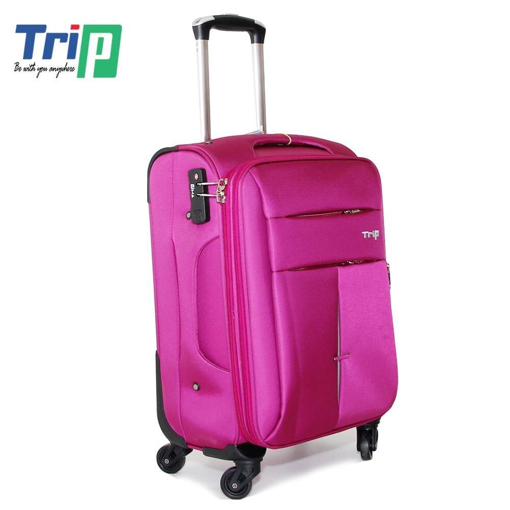 Vali vải TRIP P030 Size L - 70cm