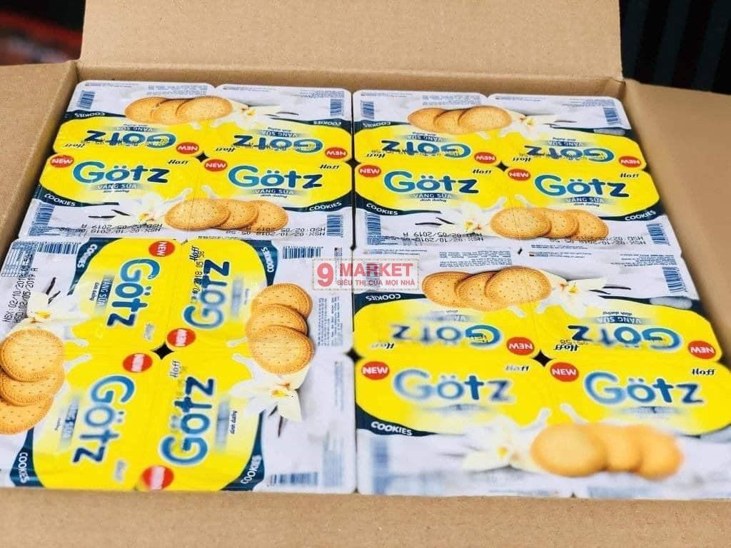 Váng sữa dinh dưỡng Gotz Hoff – Thùng 48 hộp 55g