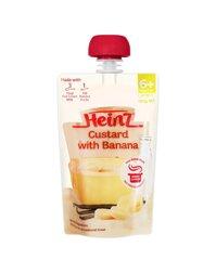 Váng sữa Heinz vị chuối - 120g (dành cho trẻ trên 6 tháng tuổi)