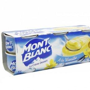 Váng sữa Mont Blanc các vị