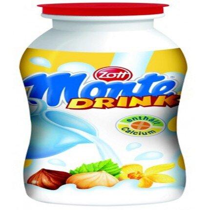 Váng sữa Monte dạng nước Vani 200 ml