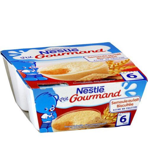 Váng sữa Nestle Biscuit 100g