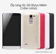 ỐP LƯNG LG G3 STYLUS D690 HIỆU NILLKIN