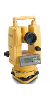 Máy kinh vĩ điện tử Topcon DT-205L