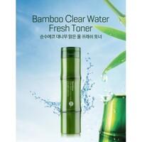 Nước hoa hồng Bamboo Clear Water Fresh Toner